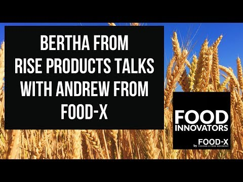 Food Innovators by Food-X: Rise Products Converting Spent Grain to Flour