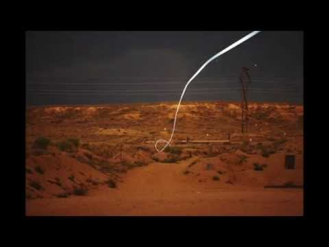 DARPA EXACTO Test - Self-Guided .50-cal Rounds