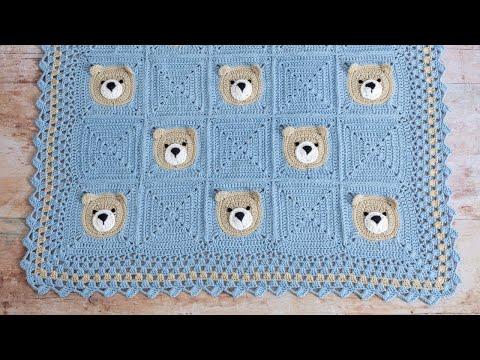 CUTE Bear Crochet