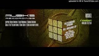 Alessandro Spaiani All Around Matt Minimal Remix Rubik S Recordings