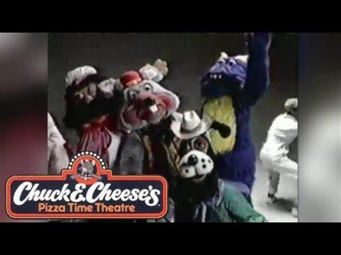 Chuck E. Cheese's Pizza Time Theatre Commercials