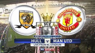Hull City Vs Manchester United Live Stream