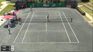 Kenin Sofia v Anisimova Amanda - 2017 ITF Dothan