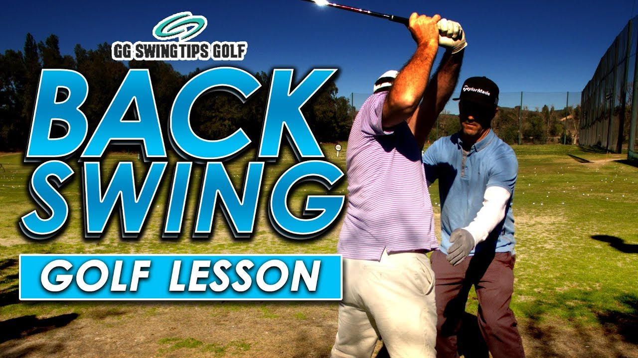 Golf Tips For Producing The Perfect Backswing