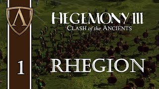 Let's Play Hegemony III | Rhegion 1