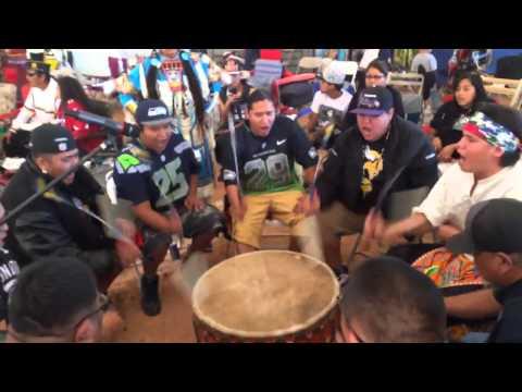 Pow Wow Drumming