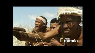BOSQUIMANOS - Cazadores del Kalahari