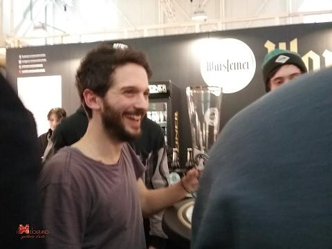 Ale Puro Warsteiner Battle Affordable Art Fair Milano