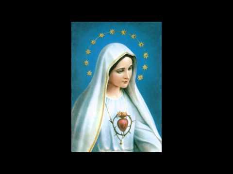 Nepoškvrnené Srdce Márie - pieseň