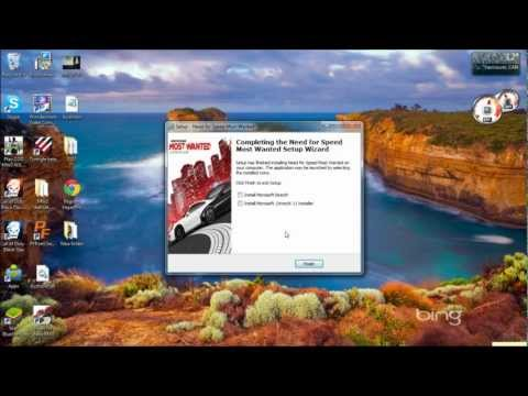 How to Instal Need For Speed Most Wanted for PC (Full HD)