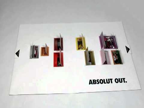 Absolut Out Insert Image