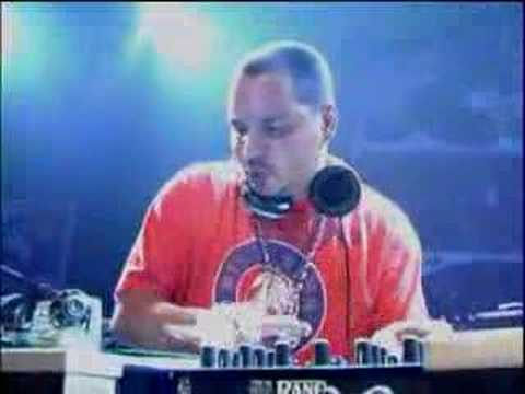 mixmaster mike-Scratch - All The Way Live