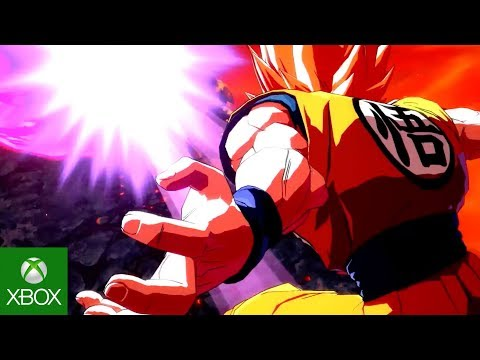 DRAGON BALL FighterZ - Launch Trailer | Xbox One