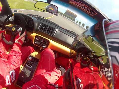 Ferrari F355 Poconos Infield 5/27/13 Driver:Alfonso Ciardullo