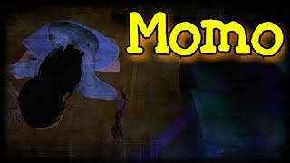 Momo: The Horror Game. ОБЗОР НА АНДРОИД. ИГРА НА СКОРУЮ РУКУ С ВЫНОСОМ МОЗГА.