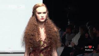 TIGERS EYE CLOTHING Spring Summer 2017 AHF Los Angeles - Fashion Channel