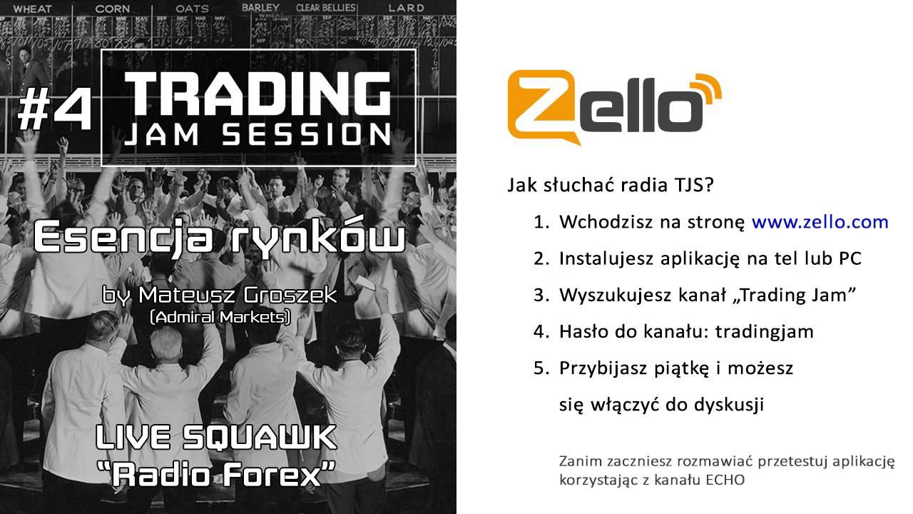 Forex radio live