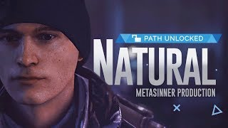 Natural | Detroit: Become Human  C/w Nicesinner