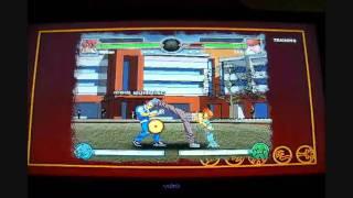 Battle High: San Bruno - Ryken 23 hit 130% combo
