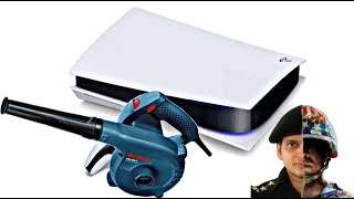 How To Properly Clean PS5/PlayStation 5 Console English