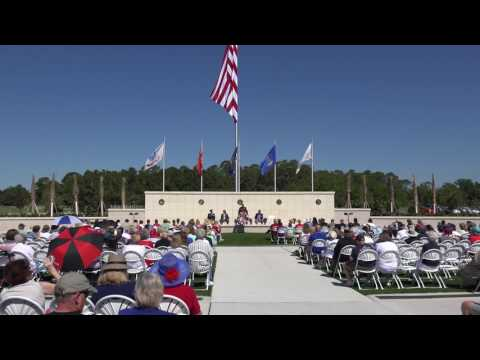 2017 Cape Canaveral National Cemetery - Memorial Day Observance
