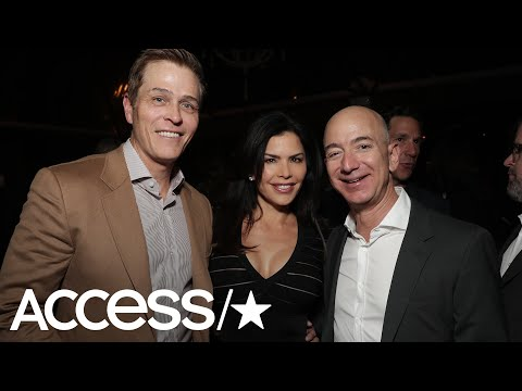 Jeff Bezos Divorce: Who Is Alleged Girlfriend Lauren Sanchez? | Access