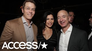 Jeff Bezos Divorce: Who Is Alleged Girlfriend Lauren Sanchez? | Access