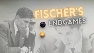 Bobby Fischer's Famous Endgames