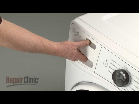 Dispenser Handle - Whirlpool Alpha Washer Model #WFW85HEFW0