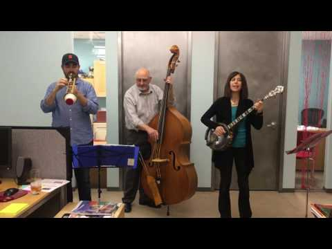 Live at Redpoint HQ with Cynthia Sayer Jazz Trio - November 9, 2016
