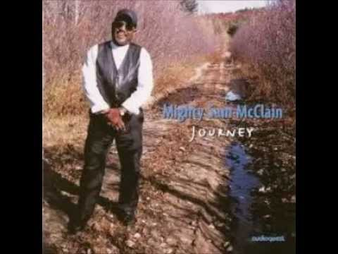 Mighty Sam McClain     Change Is Gonna Come   Audioquest Music
