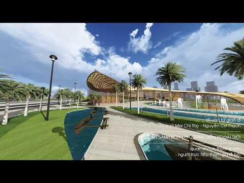 Cultural Center - Graduation project video | HD