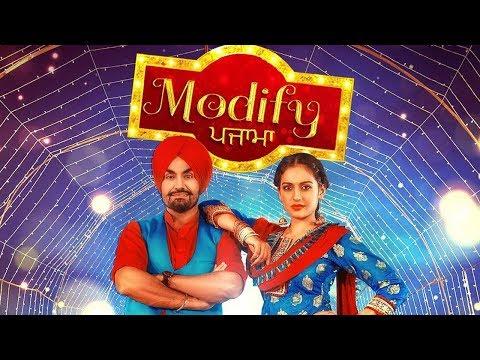 Modify Pajama | Ravinder Grewal | New Punjabi Song | Latest Punjabi Song 2018 | Gabruu