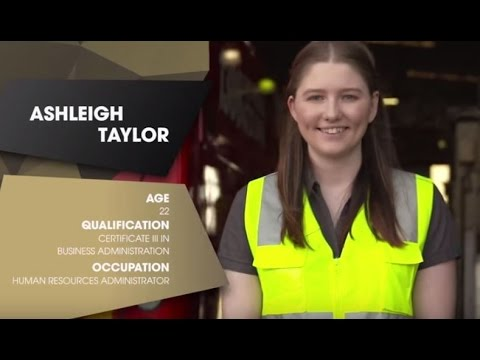 The Human Resources Administrator: Ashleigh's Story