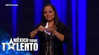 У Мексики есть талант 3 - Кейша произведет впечатление на судей? | Keysha logrará IMPRESIONAR a los jueces? | México Tiene Talento
