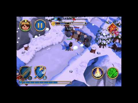 Royal Revolt 2 Gameplay #1