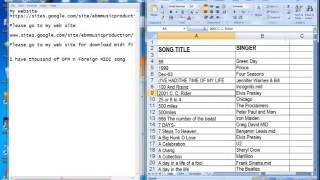 How to Download MIDI FILE KARAOKE