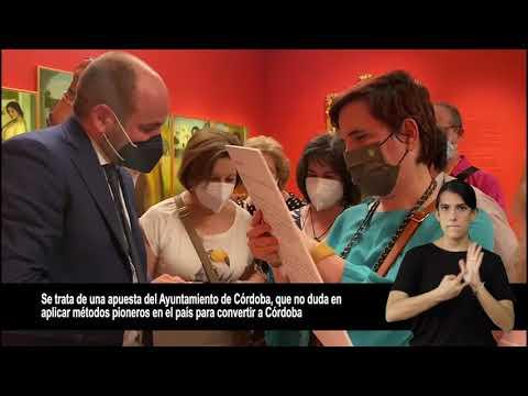 El Museo Julio Romero de Torres, el primer museo accesible cien por cien