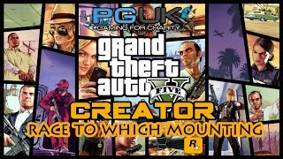 GTA V Creator - Race To Which Mounting #2 FPS Mode
