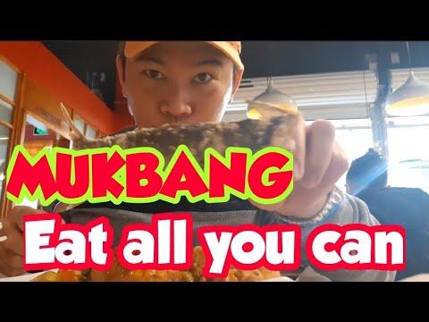 MUKBANG : Eat All You Can | Kusina Square,Batha Riyadh KSA