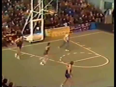 Euroleague 1974/75: Ignis Varese vs. Real Madrid