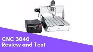 CNC 3040 review and test \ Мой ЧПУ станок для демонтажа микросхем обзор и тест