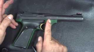 Buckmark Pistol fires but fails to re-set.... PROBLEM SOVLED!