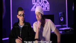 MTV Asks Ido B & Zooki