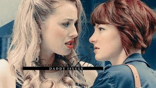 franky & mini | daddy issues