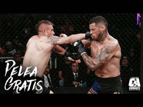 Pelea Gratis: Daniel Rodriguez vs Alex Velasco   MMA   Combate Americas