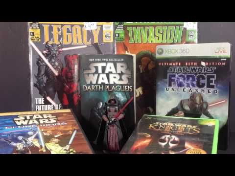 Star Wars Expanded Universe is Forever!