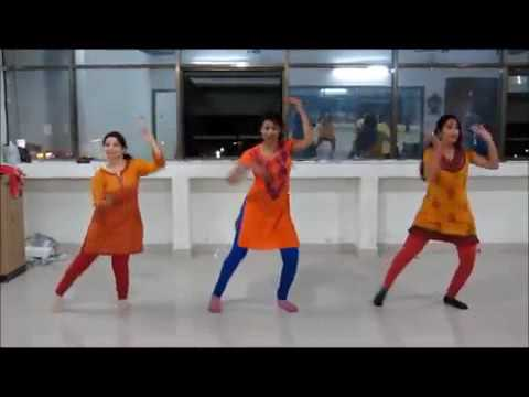 Navrai Majhi English Vinglish Bollywood Dance meh
