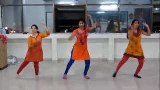 Navrai Majhi English Vinglish Bollywood Dance meh