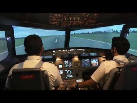 SimFlightKl Navigation Flight From Subang To Penang, Malaysia